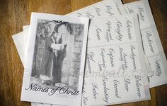 akimball_names_of_Christ1  free printables! love how this is organized!