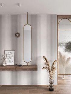 Design Minimalista, Japanese Interior, Decoration, Home Interior Design, Interior Inspiration, Logo Design, Design Design, Room Decor, Minimal Bathroom