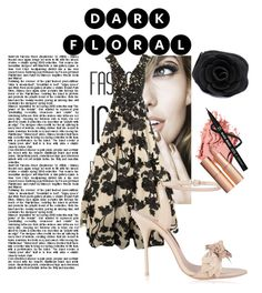"""""""Untitled #63"""" by ninanyblom-1 ❤ liked on Polyvore featuring Jovani, Sophia Webster, Bobbi Brown Cosmetics and Charlotte Tilbury"""