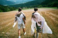 DREAM SCARVES ---NABI BOUBOU Photo Maxime Ballesteros