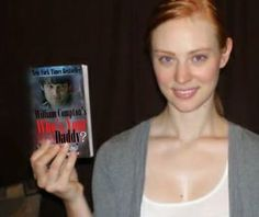 """As your maker, I command you to read this.""  True Blood, Jessica Hamby, Bill Compton"