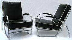 Wolfgang Hoffman Chair
