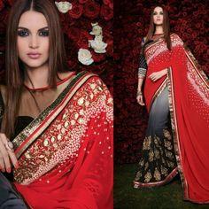 131 Sari, Fashion, Saree, Moda, Fashion Styles, Fashion Illustrations, Saris, Sari Dress