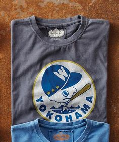 Let's get this baseball party started!  Nippon League Tees via Carbon 2 Cobalt #men's_t_shirts #baseball_tees #baseball #Nippon_League #MLB #MLB_2015