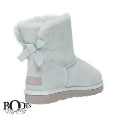 UGG MINI BAILEY BOW ICE BOOTS - WOMEN'S