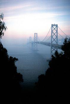 Bay Bridge - San Francisco, California -- Curated by: Ecora Engineering &…