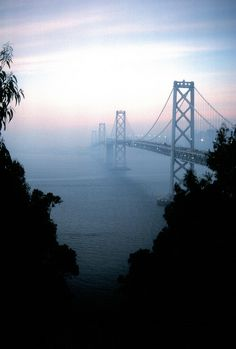 Bay Bridge. San Francisco