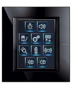 Touchscreen MyHome