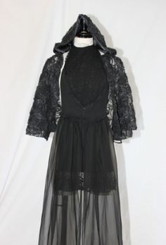 """Modèle """"Oiseau de nuit"""", par M. Brichet, classe de FCIL modélisme lingerie -homewear"""