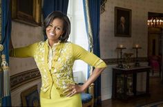 Michelle Obama cute
