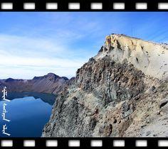 满洲圣山『Golmin Xanggiyan Alin 長白山』