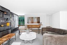 sitting area inspiration - Dwek Architecture + Partners Sculpts a Standout Triplex in France