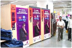 Advertise in In-store rich-media options of Shoppers Stop - Avantika,Delhi such as plasma video displays, kiosks, digital signage, and other options. Advertise in Shoppers Stop - Avantika,Delhi to get your brand message across to the customers in a very subtle yet effective method. Place your ads in Shoppers Stop - Avantika,Delhi through The Media Ant. Get all the details and best rates for advertising in Shoppers Stop - Avantika,Delhi here.