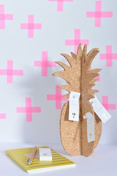 DIY Pineapple Cork B