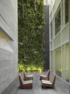 Richard Meier & Partners Complete Office Building in Rio de Janeiro,Courtesy of Richard Meier & Partners