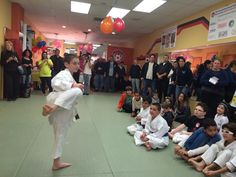 Vincent showing his stuff Karate Kick, Kicks, Wrestling, Sports, Tuna, Lucha Libre, Hs Sports, Sport