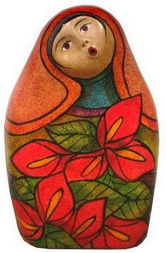 arte popular y artesanía de Venezuela: WILLIAM SENGES - www.rinconartesanal.com