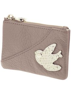 Petal to the Metal Key Pouch  by Marc by Marc Jacobs