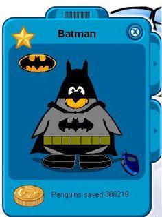 Club penguin Super Heroes