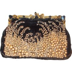 Thanks for looking   Hi this is one of my bags out of my own collection   i bought this bag to go out to a night on the town with hubby   now if you