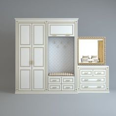 #Прихожая 2987 Серия #Классика Флоренция с эмалью и фрезеровкой на заказ. Конфигурация #шкафа в прихожую выполнена с учетом особенностей помещения и состава семьи. Небольшой размер прихожей и дизайн квартиры в классическом стиле в данном проекте определили выбор белого цвета шкафа с фасадами серия классика. Вы можете подобрать не только дизайн, но и стоимость Вашей прихожей - мебель на заказ имеет неоспоримое преимущество в гибкости производства и ценообразования.