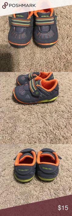 Stride rite boys walker shoes 5m Great condition little boys walker shoes . Stride Rite Shoes Baby & Walker