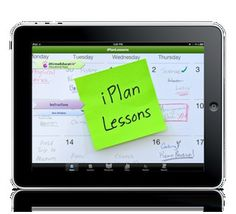 This is an AMAZING lesson planning app. You can email the plans, print them out, etc., for record keeping purposes.  Color coded for each students records. YES finally found a reason why I NEED an iPAD! Yay!!! #app