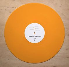 The Helio Sequence – The Helio Sequence - Yellow Vinyl Loser Edition - 12 Inch