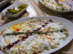 Turkish Food - Our Mantı In #Ankara, #Turkey