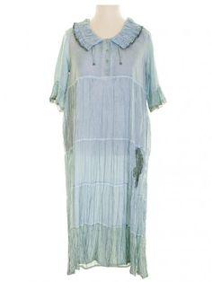 Damen Kleid, hellblau