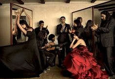 Made In Spain | Penélope Cruz by  Annie Liebowitz for Vogue, December 2007