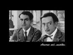 Amores así..existen. Capítulo García Lorca - Dalí - YouTube