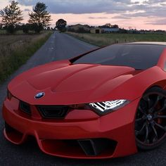 Cool BMW Concept Car