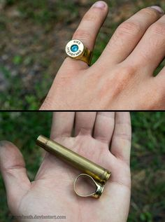 ring of bullets 375 HH Magnum by MoranaDeath on DeviantArt