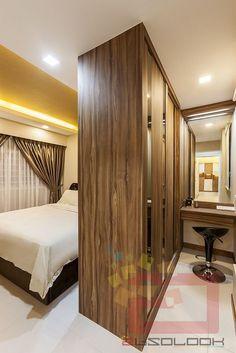 HDB 4-Room BTO @ Yishun GreenWalk - Interior Design Singapore
