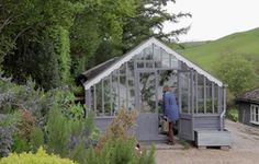 The Writer's Garden: Sunnyside Farm | NOWNESS. Wonderful site for video visits to gardens, homes, etc.