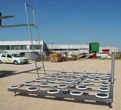 Dyfuzowy Drobnopęcherzykowe - Dyski. Dział techniczny S.C.M. Technologie projektuje systemy napowietrzania pod różne zbiorniki i wymagania procesowe.