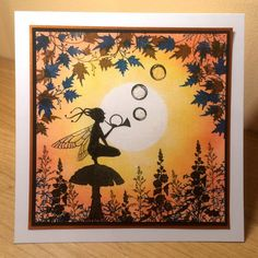 Wendy's Card Craft: Lavinia Stamps Challenge time!