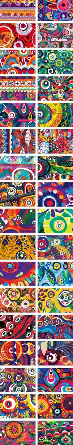 Vector patterns   annaanjos.com