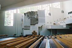 59-Lahti の教会 : 北欧建築ゼミ アアルト