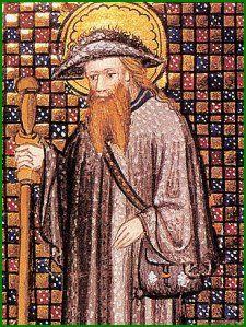 Le Moyen Âge Un pèlerin
