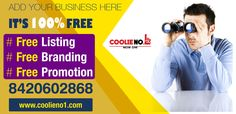 Coolie No. 1 India's 1st Packers and Movers marketplace. If you are packers and Movers in Kolkata or anywhere from India then submit your business details with Coolieno1, 100% Free registration and listing. Here you can find all top packers and movers business listing. To know more about packers and movers business information visit: http://www.coolieno1.com/packers-and-movers/. Enlist your business here: http://www.coolieno1.com/packers-and-movers/submit-listing/