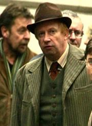 Arthur Weasley  (Harry Potter and the Chamber of Secrets & Harry Potter and the Prisoner of Azkaban & Harry Potter and the Goblet of Fire & Harry Potter and the Order of the Phoenix & Harry Potter and the Half-Blood Prince & Harry Potter and the Deathly Hallows)