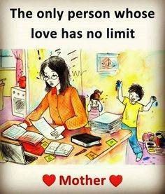 Happy Mothers Day Quotes From Son & Daughter : Mothers day cards vintage. - Hall Of Quotes Dear Mom And Dad, I Love My Parents, Love U Mom, Mom Quotes From Daughter, Mothers Love, Mother Daughters, Happy Mother Day Quotes, Mother Quotes, Happy Mothers Day