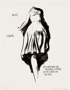 Raymond Pettibon - Alice!, 1991