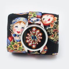 Another great watch from the Ukrainian brand ZIZ To My Daughter, Dolls, My Style, Watches, Gifts, Swag, Type, Closet, Jewelry