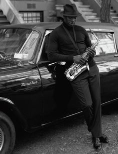 All That Jazz - Omar Sy by Bruce Weber for Vogue Germany