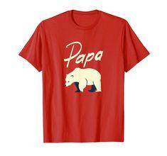 Amazon.com: Cute Papa T-Shirt Father's Day Gift Idea: Clothing