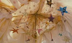 The Holiday Mill House fairytale tent