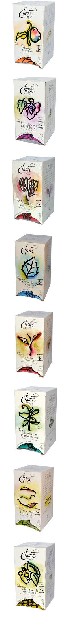 Choice Organic Tea | http://www.choiceorganicteas.com/